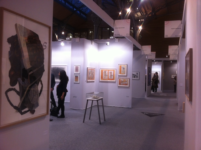 Drawing now 2015, salon du dessin contemporain