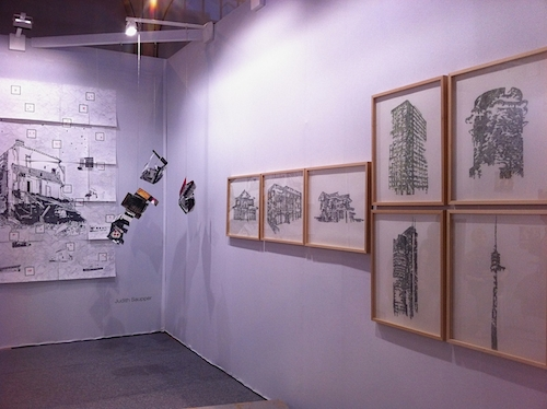 Drawing now paris 2015 le salon du dessin pointcontemporain - Salon dessin contemporain ...
