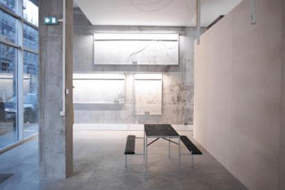 Stéphane Barbier Bouvet exposition week-end à la galerie Salle principale