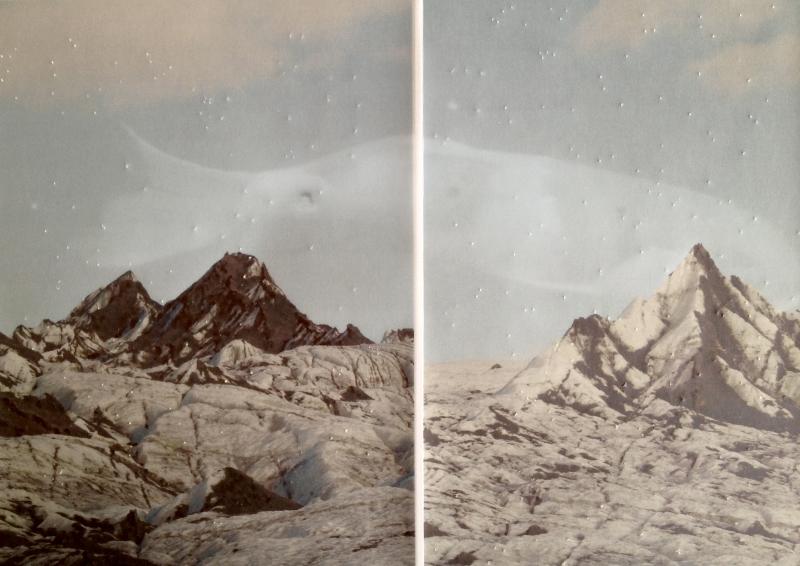 """Juliette-Andréa Elie, série """"Fading Landscapes"""""""
