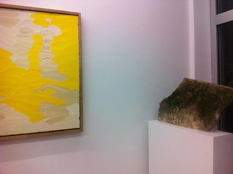 Ken Sortais, Catulliacus 2, galerie Under Construction, Paris 2015