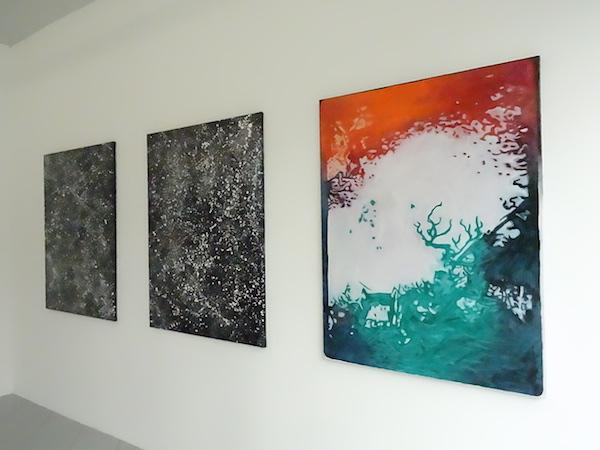 Matt JONES, exposition personnelle Ancestral Recall à la galerie Jérôme Pauchant, paris