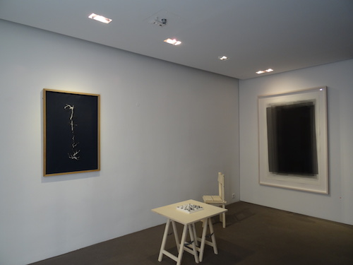 Troika, Sara Favriau et Joachim Bandau, 26 rue du départ, galerie Maubert