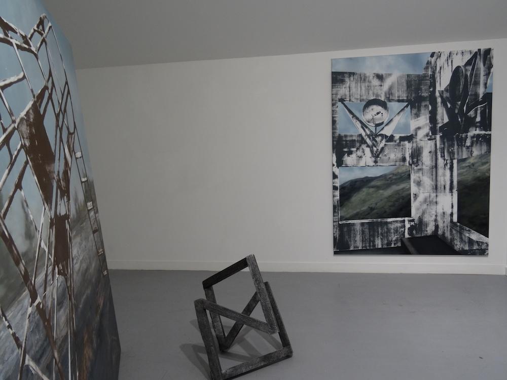 Eva Nielsen, exposition Présente, Pallene V, 2015