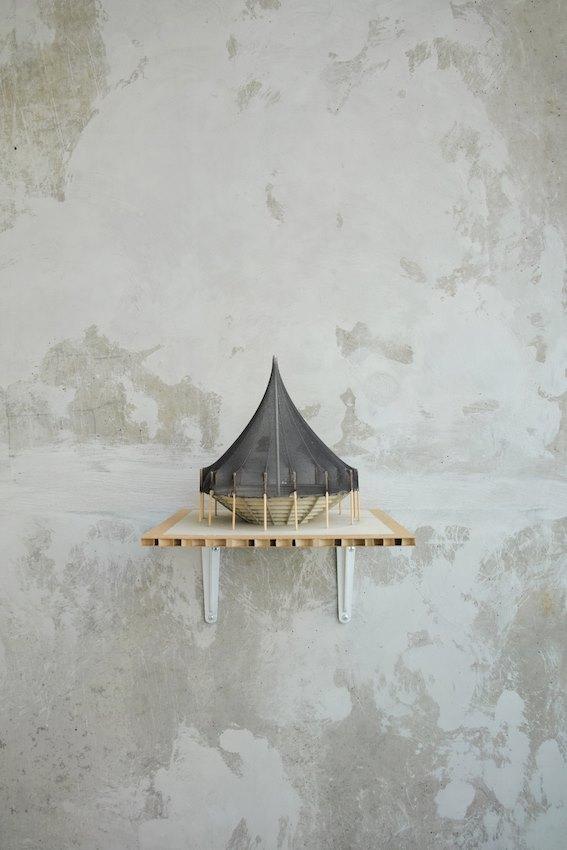 D'une main invisible, Patrick Bouchain, galerie Salle Principale