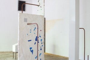 Romain Vicari, atelier