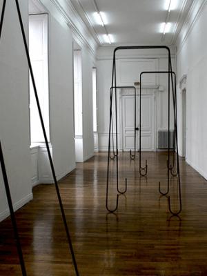 Romain Vicari, Installation Equilibro, 2012