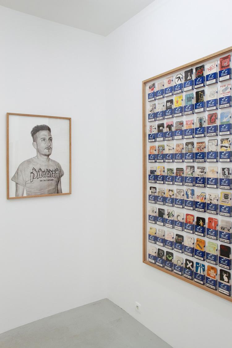 Léo Dorfner, Galerie ALB