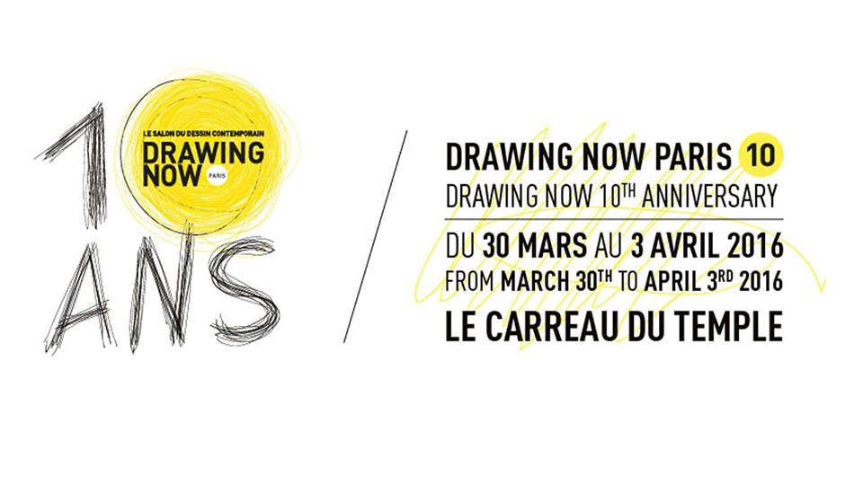 Drawing Now Paris Salon du Dessin Contemporain