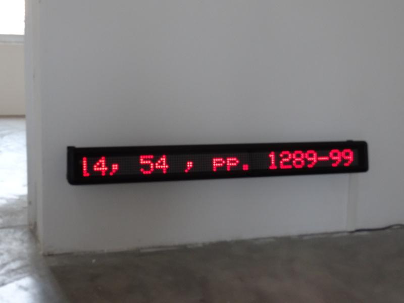 Florian Da Silva, exposition La Recherche de l'Art #4, Rencontres Photographiques Arles 2015