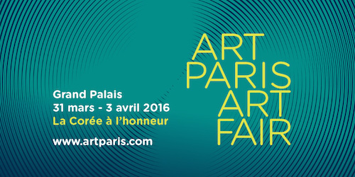 [PARTENARIAT] Art Paris Art Fair 2016