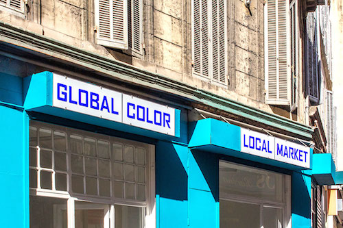 Les Frères Ripoulain, Couleur Globale, Straat Galerie