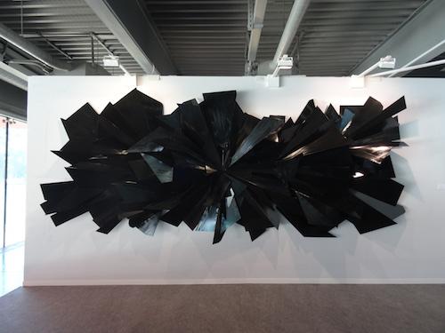 Alan Goulborne représenté par galerie Virginie Louvet, Docks Art Fair 2015