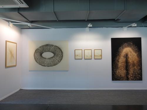Simon Rulquin présenté par galerie XENON, Docks Art Fair 2015