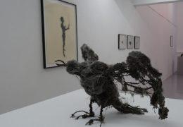 Lionel Sabatté, Echafaudages du quotidien, galerie Porte Avion