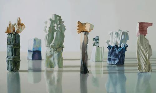 [EN DIRECT] Maude Maris, Foyer, Galerie Isabelle Gounod