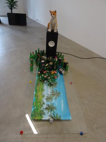 Exposition Oxi more On à l'Espace Verney-Carron, Lyon