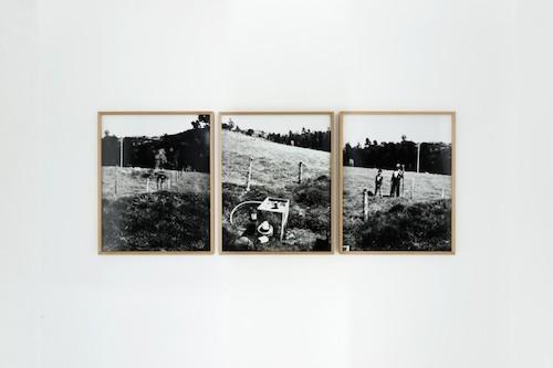 Marcos Avila Forero, Estenopeicas Rurales, Restitutions de la mémoire, du 10 octobre au 28 novembre 2015, Galerie Dohyang Lee