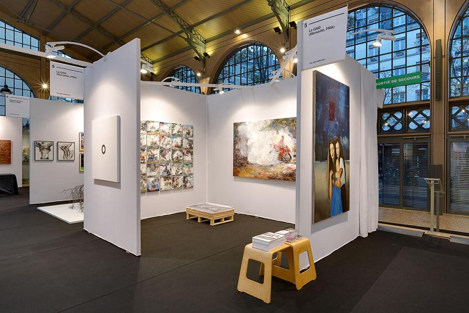 En direct de Yia Art Fair #5, du 23 au 25 octobre 2015, Le Carreau du Temple, Paris