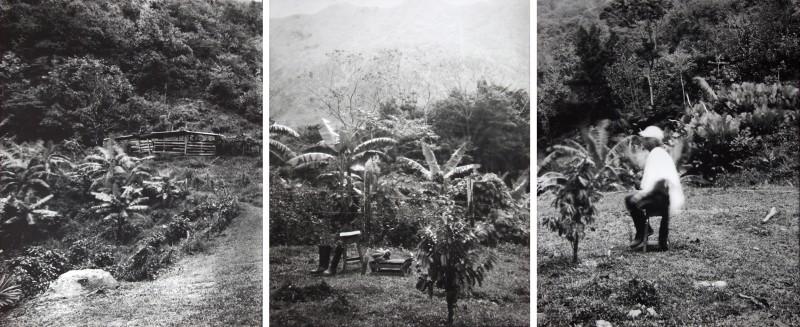 Marcos Avila Forero, Estenopeicas Rurales, Restitutions de la mémoire, Galerie Dohyang Lee