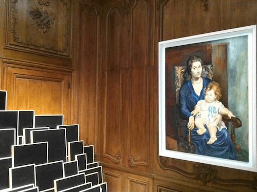 Raphaël Denis, La loi normale des erreurs, Projet Picasso, ©Marais Culture +
