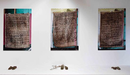 Marcos Avila Forero, Zuratoque, Galerie Dohyang Lee