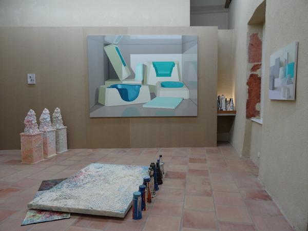 Maude Maris, exposition Raffineries, Moly-Sabata