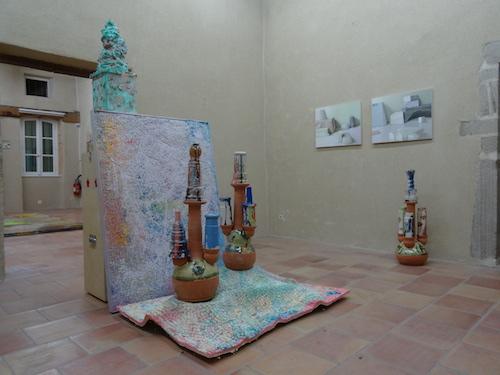 Octave Rimbert-Rivière, exposition Raffineries, Moly-Sabata