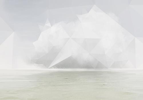 Mathieu Bernard-Reymond, Clo_ds IV, de la série Interruption, 2015, tirage pigmentaire Courtsey Galerie Eric Mouchet
