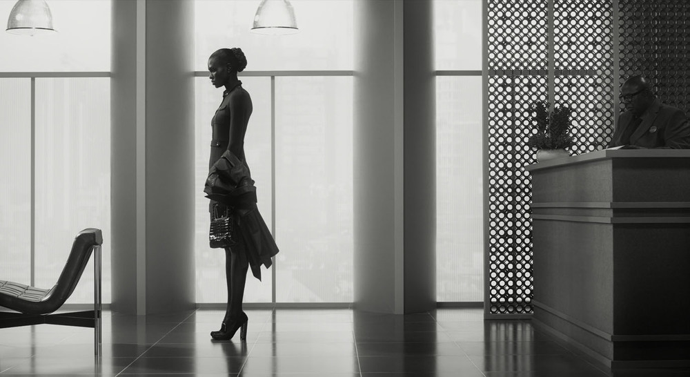 Erwin Olaf, Nairobi 3, exposition Waiting Courtesy Artiste et Galerie Rabouan Moussion Paris