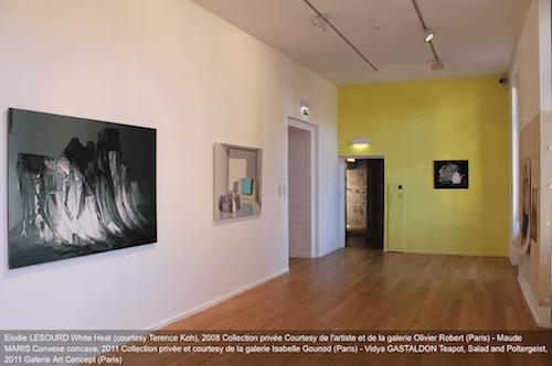 Exposition, Peindre-dit-elle, Musée départemental Rochechouart