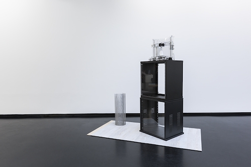 Pierre Clément, Temple of zoom, 2015, Exposition Transcom primitive Courtesy XPO gallery