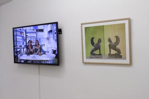 Patrick Hough, Verto, galerie Fatiha Selam par studiocur/art