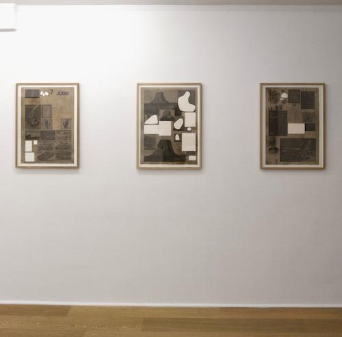 Theo Michael, Verto, galerie Fatiha Selam par studiocur/art