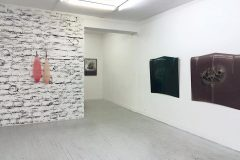 Maxime Duveau et Maxime Lamarche, Échos de garage et valse du décor, Galerie Houg Paris
