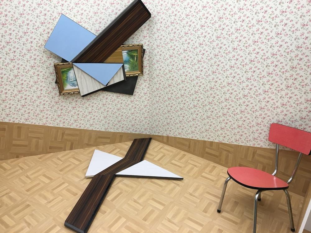 Cécile Chaput, Extension(s) – The detonate(d) room, Under Construction Gallery