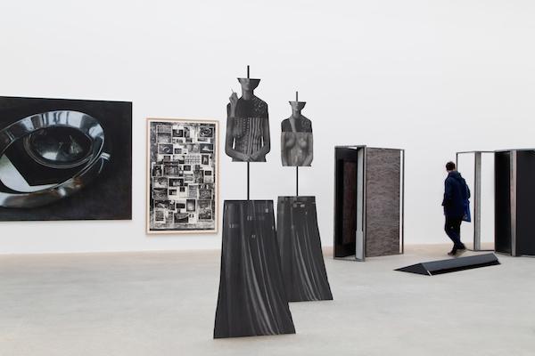 Daniel Otero Torres, Falda, exposition annuelle Jeune Création, Galerie Thaddeus Ropac Pantin