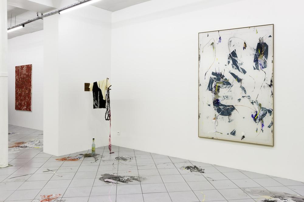 Steven Cox – Bas van den Hurk, A Moveable Feast, galerie Jérôme Pauchant