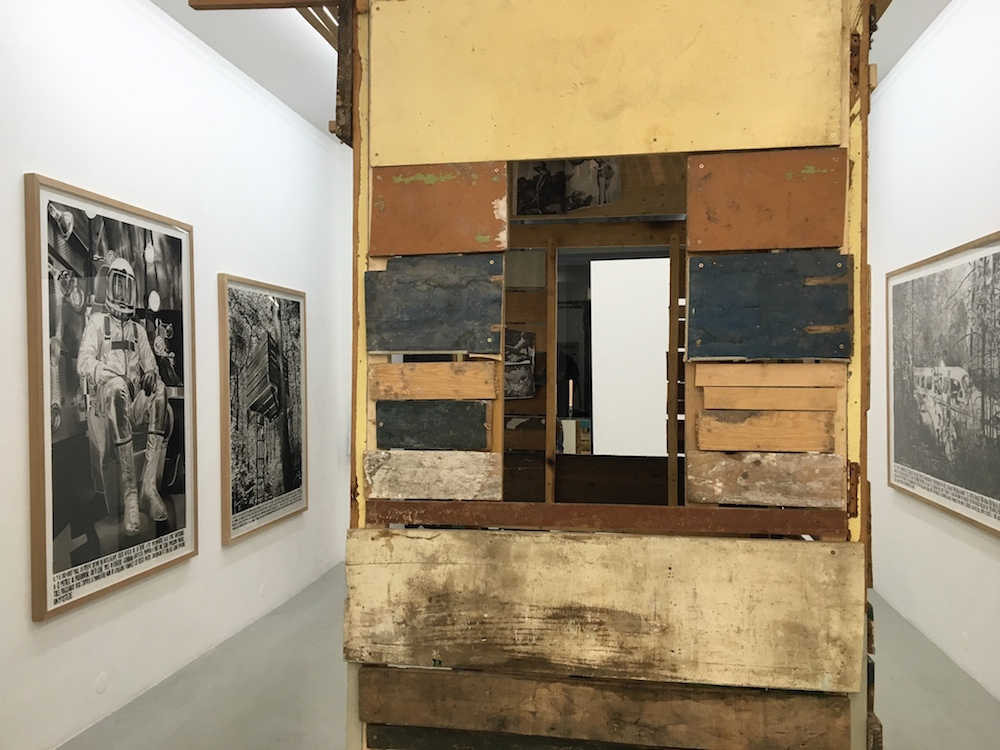 "Léo Dorfner ""Chercher / Détruire""  Galerie ALB"