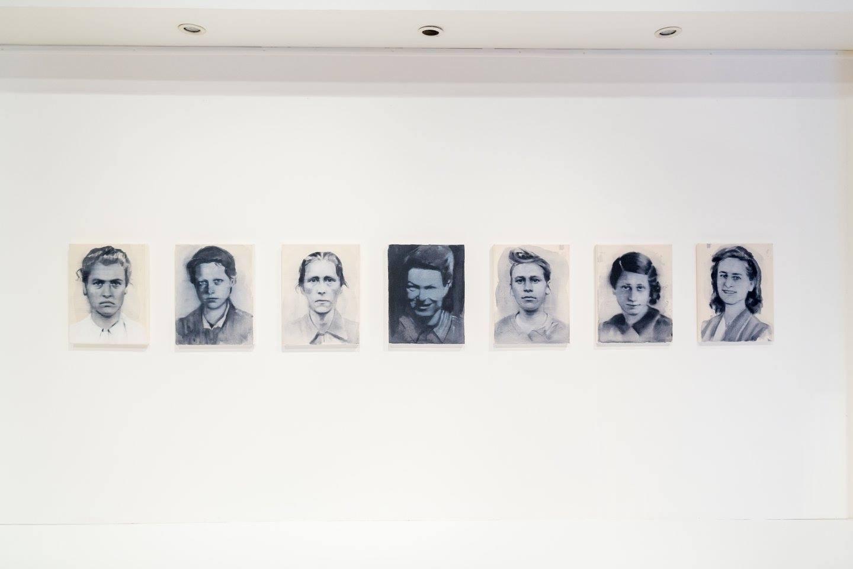 [FOCUS] Giulia Andreani, Sept femmes