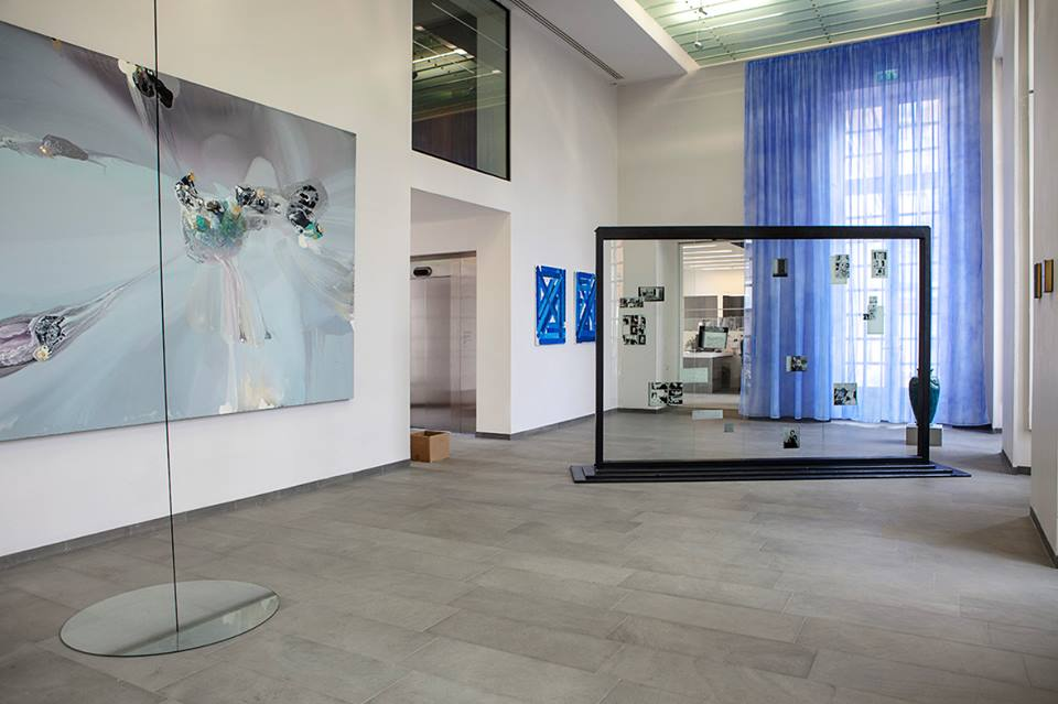 Vue d'exposition D'autres possibles Pavillon Vendôme Clichy