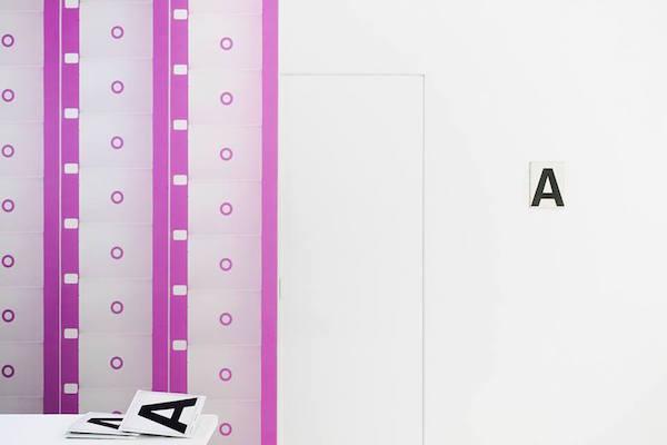 Amy Granat, Vue d'exposition à la Galerie Houg. Copyright : Jérôme Michel.