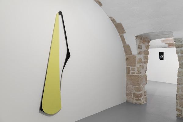 François Maurin, Ôrvoirlémo, Galerie Marine Veilleux © Dorian Teti