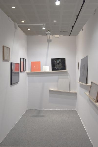 Lucie Le Bouder, Drawing Now 2015, solo show, avec la galerie 22,48m2, Paris.
