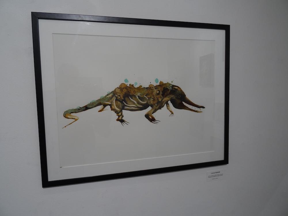 Lionel Sabatté, Who's afraid of Wild ? Hommage à Gilles Aillaud, Galerie Detais.