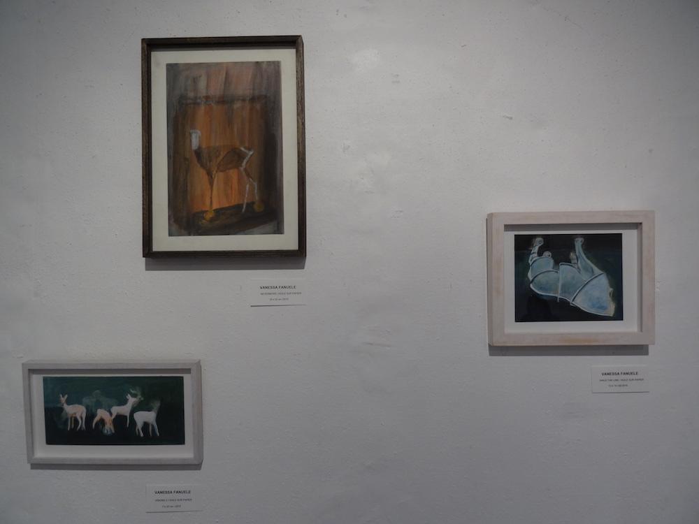 Vanessa Fanuele, Who's afraid of Wild ? Hommage à Gilles Aillaud, Galerie Detais.