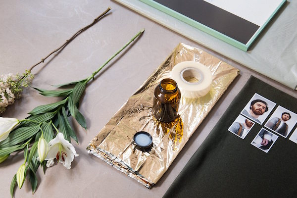 Alexandre Silberstein, vue de l'exposition Fitz © Cyrille Robin
