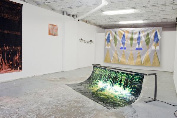 Duo show Né de Amandine Guruceaga et catarina de Oliveira - TANK Art space Marseille