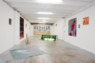 Nè – Catarina de Oliveira et Amandine Guruceaga – TANK Art Space