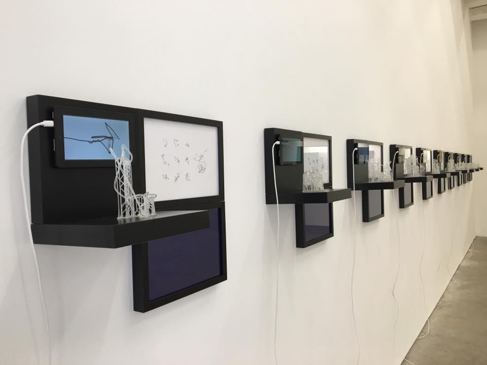 Les Larmes du Prince, Anne-Valérie Gasc, Galerie Gourvennec Ogor Marseille